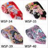 Fashionable 100% Silk /Polyester Printed Tie Wsp-34