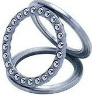 Stainless Steel Thrust Ball Bearing (SS51102)