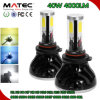 High Quality 3000k/6000k/8000k H11 LED Headlight, H1 H11 H7 H4