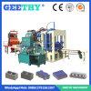 Qt4-20c Automatic Concrete Block Making Machine in Zambia