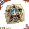 Fashion Hiah Quality Synthetic Enamel Badge/Pin (FTBD1013A)