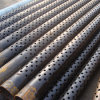 High Quality Carbon Steel Slotted Round Hole Perforated Pipe