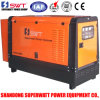 50Hz 8.3kVA-40kVA Silent Type Soundproof Weatherproof Enclosures Diesel Generator Set with CE/ISO Certificaton (Powered by Kubota)
