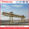 Rail Mounted Mobile Truss Type Beam Lifting Crane Gantry Crane