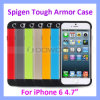 """Slim Tough Armor Case for iPhone 6 Case 4.7"""" Heavy Duty Protection Cover"""