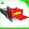 Galvanized Colored Glaze Tile and Ibr Double Deck Roofing Machine