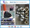 HDPE Corrugated Optic Duct Pipe Extruder Machine / Cop Pipe Extrusion Machine
