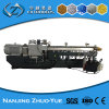 Zte Hot Sale Recycled Plastic Pellets Twin Screw Extruder