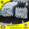 Q235 Galvanized Angle Steel Specification 40X40X4mm