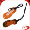 PVC Shoe Shape Luggage Tags