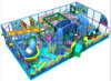 Children Indoor Playground (YQL-0110045)