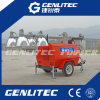 4*1000W Trailer Mounted Mobile Diesel Tower Light