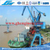 1000tph Mobile Portal Crane with Hopper