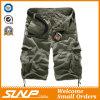 Men 100% Cotton Cargo Shorts Clothes