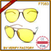 F7083 Hot Selling Night Vision Lens Plastic Driving Sunglasses Manufactured in Zhejiang