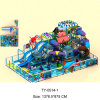 Guangzhou Most Newest LLDPE Soft Cheap Indoor Playground (TY-150514-1)