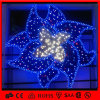Blue Motif Flower LED Wall Decoration Light