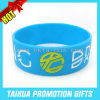 Cheap Custom One Inch Color Filled Rubber Wristband (TH-08620)