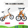 18 Inch 36V 250W Folding Electric Bike Portable E-Bike