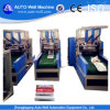 Aluminum Foil Rewinder / Kitchen Aluminium Foil Rewinding Machine