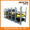 4 Post Multi Level Car Stacker Basement Parking System