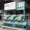 Shandong 72 Open Type Semi-Hermetic Condensing Compressor Unit