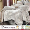 Fashion Poly-Cotton Jacquard Bedding Set Df-C127