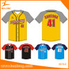Customized Sublimation Team Baseball Jersey