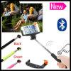 Extendable Handheld Wireless Bluetooth Shutter Selfie Monopod Stick + Holder