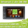 Best Selling Cheap Universal 2 DIN Car DVD with Navi (EW861)