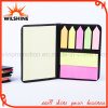 PU Note Pad with Sticky Post Tips for Promotion (PN236)