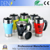 Automatic Electric Thermos Travel Cup Self Stirring Coffee Mixer Mug