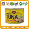 Tin Can for Food Canning Fish Caviar Tuna Salmon