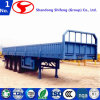 2017 New 4axles Side Wall Semi Trailers and Truck Trailers