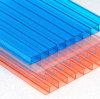 Overpass Barrier Panel Polycarbonate Sheet Twin Wall Board