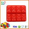 Silicone Gummy Bear Chocolate Candy Jelly Maker Moulds
