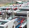 PVC PET PP box pasting machine box folding machine automatically high speed