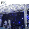 LED Star Light Curtain Fabric Event Hall Backdrop Decorate