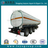 Carbon Steel 3 Axle 45m³ Oil Tank Semi Trailer
