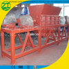 Plastic Film/Bag/Tire/Wood/Foam/Metal/Scrap/Disposal Single Shaft/Twin Shaft Shredder