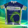 Hot Sale Custom Sublimation 100%Polyester Cycling Jersey