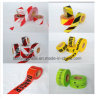 Customized Design Colorful Industrial Caution Tape Warning Tape