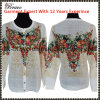 Fashion Gilital Printing Ladies Knitted Cardigan Sweater (SZ-13-06W)
