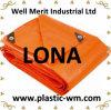 Premium PE Lona Reforzadas Lona Trucking Heavy Duty Lona