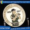 Antique 3D Enamel Gift Challenge Metal Coins