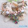 Pink Fashion Acrylic Beads Zinc Alloy Hot Sale China Wholesale Factory Price Latest Hot Products 2014