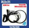 Headset M07 for Long Range 2 Way Transceiver