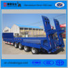 3 Axle 60t Low Load/Bed Semi Trailer for Sale