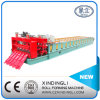 Automatic Hydraulic Glazed Tile Step Roll Forming Machine