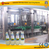 Glass Bottle Juice Packing Machine